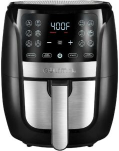 Gourmia Air Fryer with advance features
